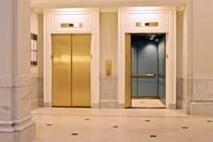 Shabbat elevators