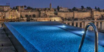 build pool in Israel