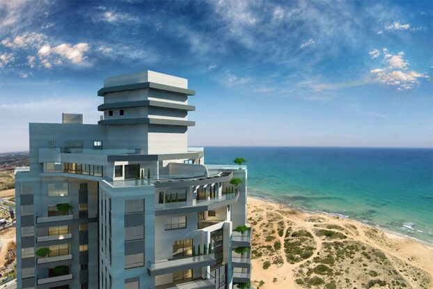 Own two apartments in Israel
