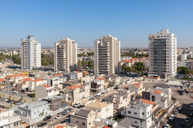 Real estate in Kiryat Gat