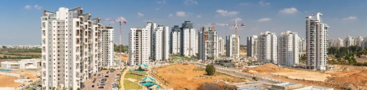 non residents buying in Israel