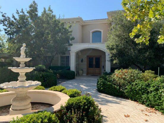 private estate in Israel