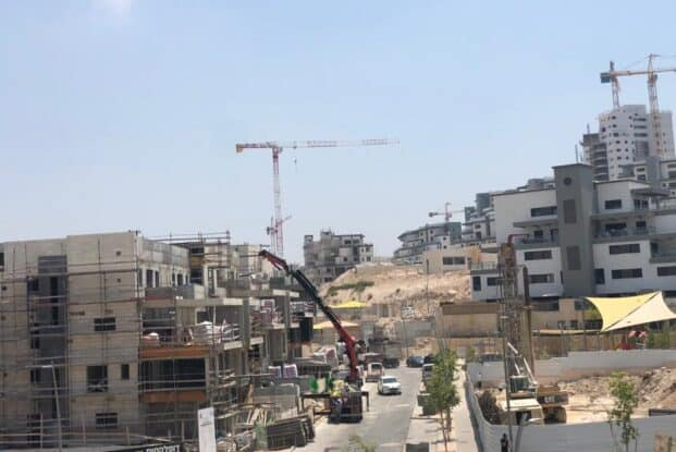 new apartments in Israel