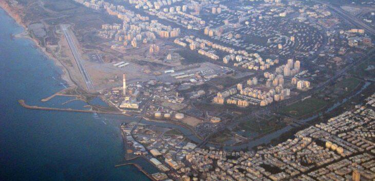 New neighborhoods in Israel