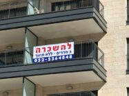 rental prices in Israel