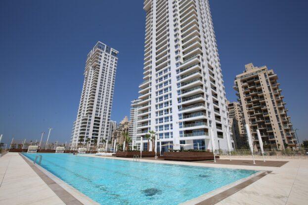 home in Briga Towers, Netanya