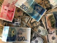 Dollar shekel rate