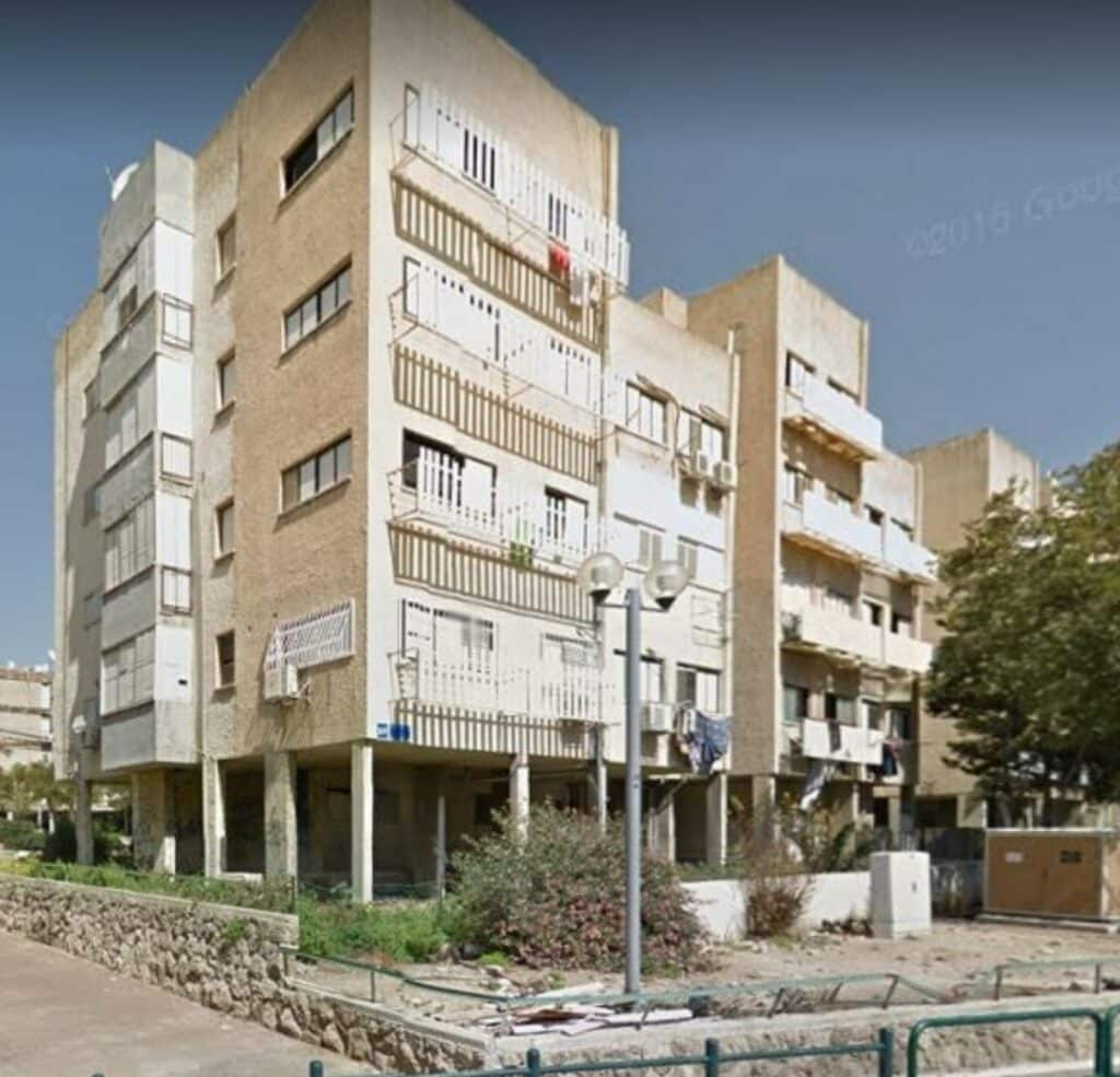 real estate activity in israel